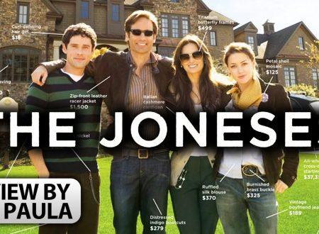 """Articolo sul film """"The Joneses"""" di Dalila Capanna"""
